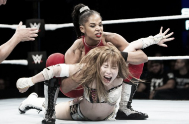 The Second Round begins. Photo-WWE.com