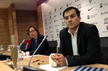Los trabajadores del Málaga CF y Al-Thani, más unidos que nunca