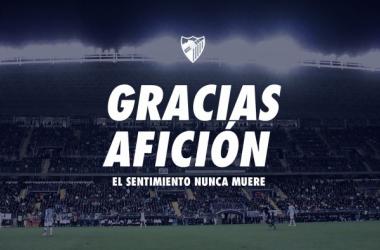 La Rosaleda, más que un estadio de fútbol. Foto: Málaga CF