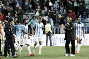 Málaga - Villarreal: puntuaciones del Málaga, jornada 34