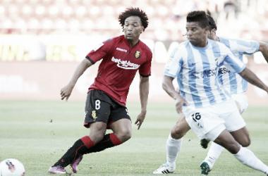 El Mallorca perdió sus dos encuentros de la temporada contra el Málaga