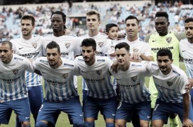 El rival del Sporting: El Málaga, luces y sombras en el comienzo de temporada