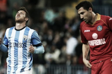 Un gol tempranero le vale al Getafe para seguir soñando