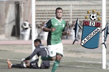 Jiménez llega procedente de Alianza Atlético de Sullana. Montaje: Luis Burranca.