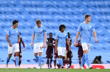 Was Leicester City humiliation the catalyst for Manchester City's title charge?