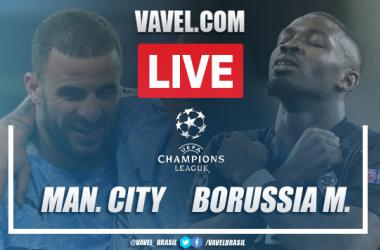 Gols e melhores momentos Manchester City 2x0 Borussia Mönchengladbachpela Champions League