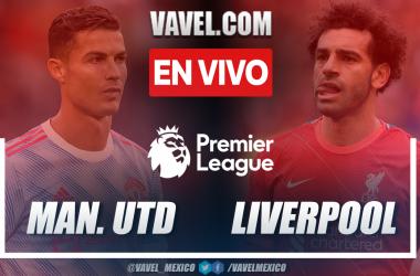 Resumen y goles: Manchester United 0-5 Liverpool en Premier League 2021-22