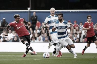 Lo más destacado: Manchester United 2-2 Brentford en el partido amistoso del 2021
