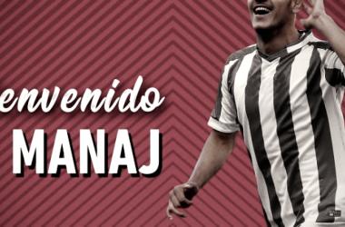 El Albacete Balompié se hace con Rey Manaj