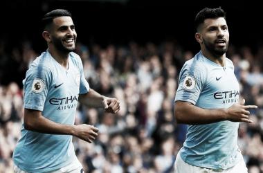 Goleada del City para volver a ser puntero. Foto: Manchester City.