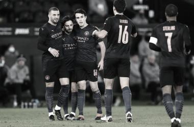 Kyle Walker, anhela conquistar la UEFA Euro 2020 con Inglaterra este verano | Fotografía: Emirates FA Cup