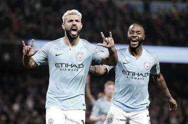 Sergio Agüero buscará otro título con Manchester City | Foto: Premier League