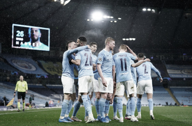 Manchester City, primer finalista de la UEFA Champions League / FOTO: UEFA