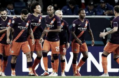 Silva le dio el triunfo tardío al City   Foto: UEFA