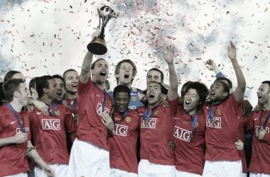 Manchester United es el único inglés, hasta el momento, en ganar el Mundial de Clubes | Foto: FIFA