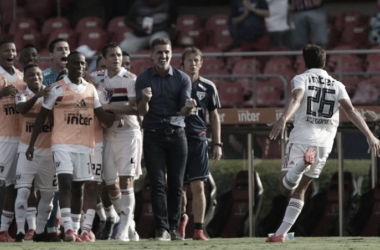 """Mancini diz que São Paulo fez sua """"estreia"""" no ano"""