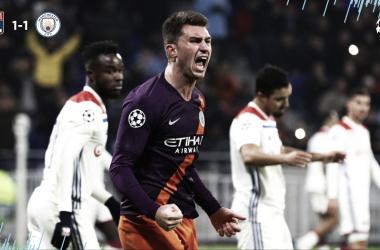Reprodução/ Twitter Manchester City