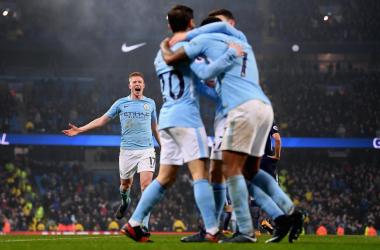 Manchester City, il Titolo è tuo | www.twitter.com (@premierleague)