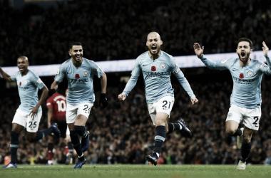 Puntuaciones VAVEL 12ª jornada de la Premier League 2018: el Manchester City se lleva el derbi de Manchester