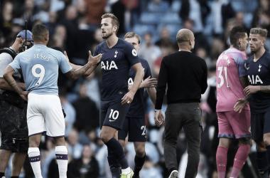 El VAR vuelve a evitar una nueva victoria del Manchester City ante el Tottenham