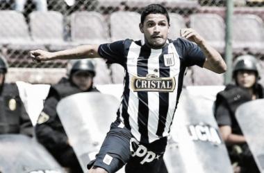 Manco regresó a Alianza Lima en septiembre. Foto: depor.pe