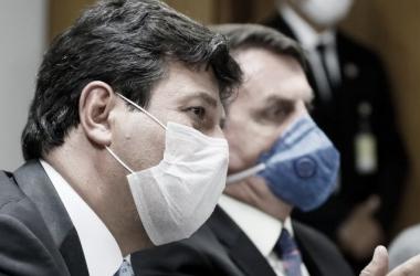 """Mandetta: """"Em final de abril o nosso sistema de saúde entra em colapso"""""""