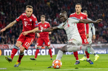 Liverpool had too much for Bayern Munich in the Champions League on Wednesday night (Getty Images)