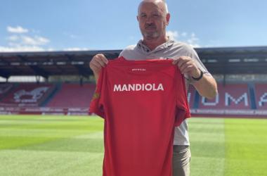 """Manix Mandiola: """"Solo pensamos en este partido"""""""