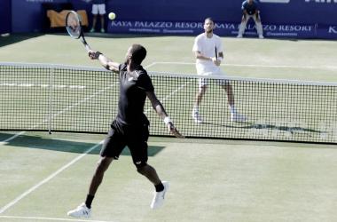 Mannarino chega pela segunda vez à decisão na grama turca (Foto: Gökhan Taner/ATP World Tour)