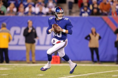 New York Giants defeated the Cincinnati Bengals by one point on Monday Night Football. | Photo: USA Today Sports