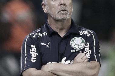 """Mano celebra postura do Palmeiras após goleada: """"Melhor jogo em termos de criação"""""""