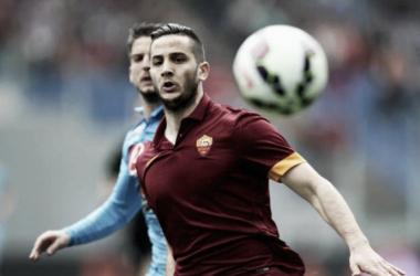 El futuro en sus manos // Fuente: AS Roma
