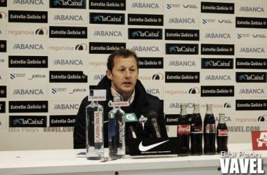 """Manolo García: """"Si ganas y la portería está a cero, lo has hecho bien"""""""