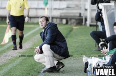 """Manolo García: """"Nos vamos con lo que veníamos, a ganar el partido"""""""