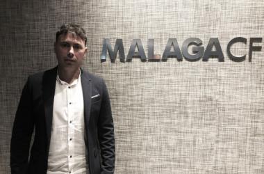 Manolo Sanlúcar nuevo técnico del Atlético Malagueño | Foto: Málagacf.com