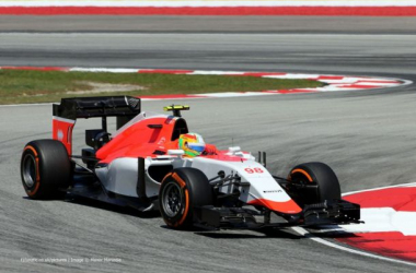 Manor pode descartar novo chassis nesta temporada