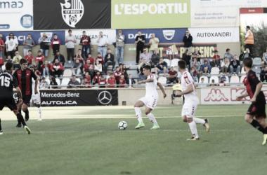 Reus Deportiu - Cultural Leonesa: puntuaciones Cultural Leonesa, jornada 8 de Segunda División