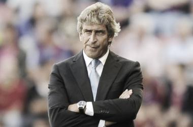 """Pellegrini: """"Sabíamos que iba ser muy complicado continuar en la FA Cup"""""""