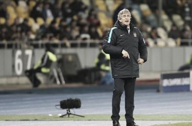 """Pellegrini: """"Es un buen resultado, pero no está acabado"""""""