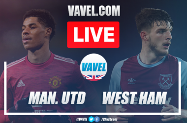 As it happened: Manchester United 1-0 West Ham United