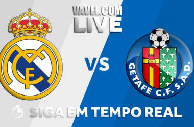 Resultado Real Madrid x Getafe pelo Campeonato Espanhol 2017/18 (3-1)