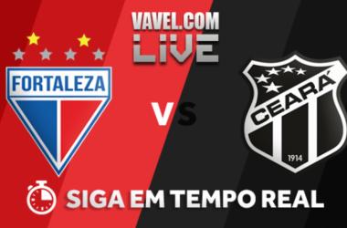 Resultado Fortaleza x Ceará pelo Campeonato Cearense 2018 (1-1)