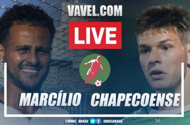 Gols e melhores momenfos Marcílio Dias x Chapecoense pelo Campeonato Catarinense (1-4)