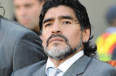"Louis van Gaal ""closer to the devil than anything"", says Diego Maradona"