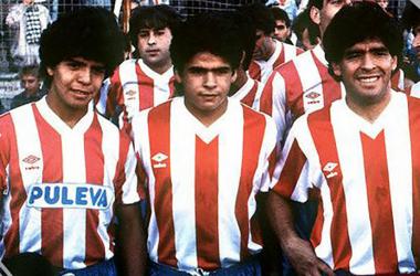 Diego Maradona, una leyenda del fútbol con pasado por el Granada CF