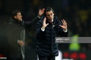 Emery pleased with defensive structure after first away clean sheet of the season