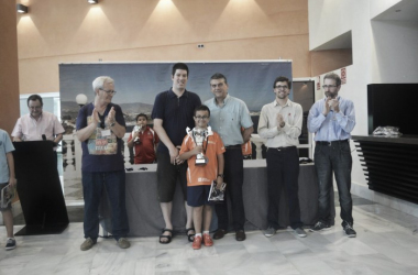 El valenciano Marc Carbonell Sancho, campeón de España sub-12