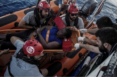 Marc Gasol cuore d'oro: tra i salvatori nel Mediterraneo (fonte:https://twitter.com/MarcGasol)