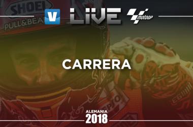 Resumen carrera de MotoGP del GP de Alemania 2018