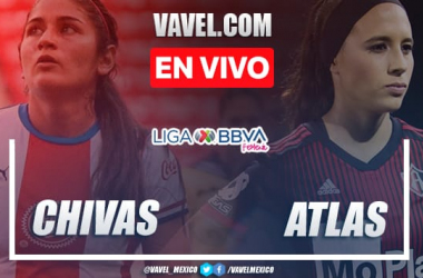 Goles y Resumen: Chivas 0-2 Atlas en Liga MX Femenil